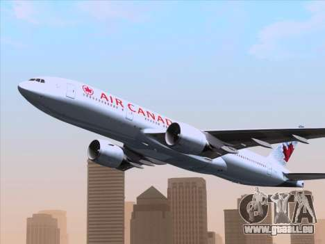 Boeing 777-200ER Air Canada für GTA San Andreas Motor