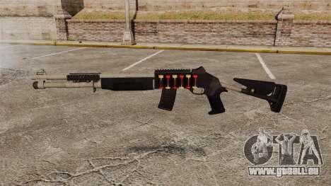 Fusil de chasse M1014 v2 pour GTA 4 troisième écran