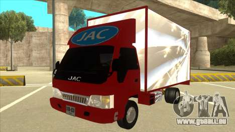 JAC 1040 pour GTA San Andreas