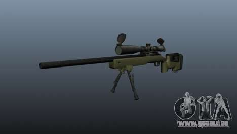 Scharfschützengewehr M40A3 für GTA 4