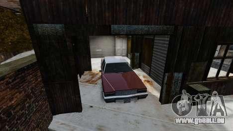 RP maison pour GTA 4 huitième écran