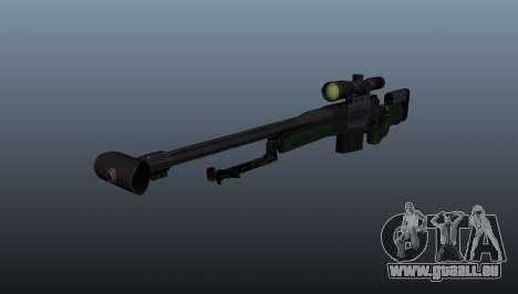 AW50F Scharfschützengewehr für GTA 4