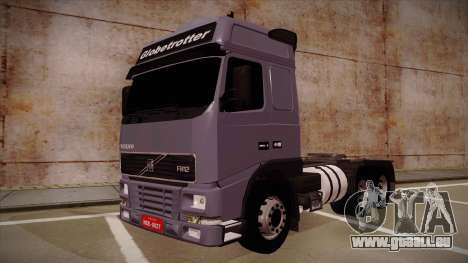 Volvo FH12 Globetrotter pour GTA San Andreas