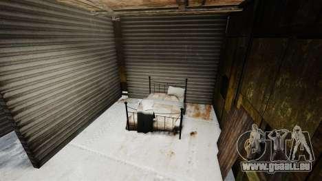 RP maison pour GTA 4 cinquième écran