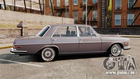Mercedes-Benz 300 SEL 1971 pour GTA 4 est une gauche