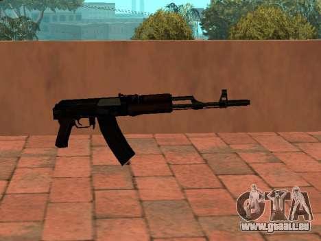 AK-74-Schulterstütze für GTA San Andreas