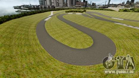 Anneau de Roskilde de destination pour GTA 4 quatrième écran