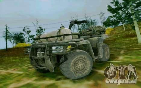 VTT de la Medal of Honor pour GTA San Andreas