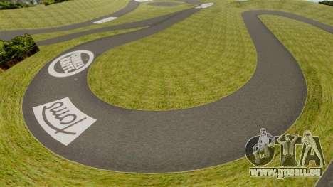Anneau de Roskilde de destination pour GTA 4 cinquième écran