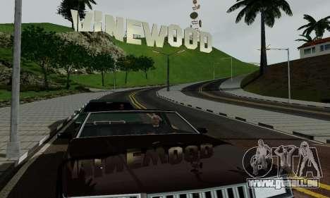 ENBSeries for low PC pour GTA San Andreas sixième écran