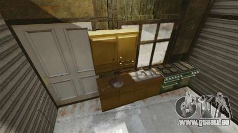 RP maison pour GTA 4 sixième écran