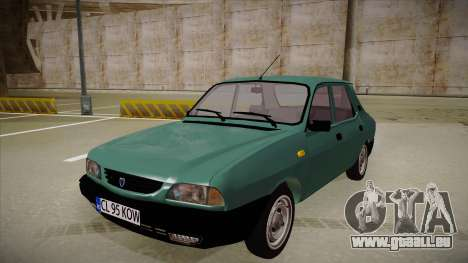 Dacia 1310 Berlina 2001 pour GTA San Andreas