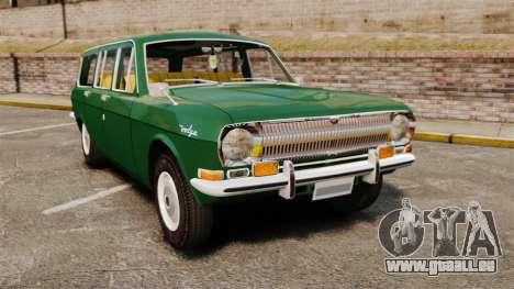 Volga gaz-24-02 pour GTA 4