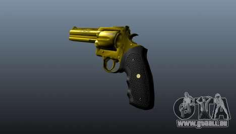 Revolver Colt Anaconda v2 pour GTA 4 secondes d'écran