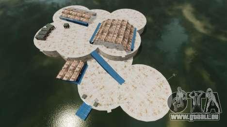 Marinestützpunkt für GTA 4