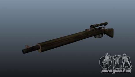 Fusil de sniper Carcano pour GTA 4