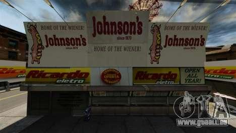 Brasilianischer Läden für GTA 4