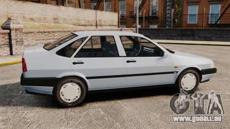 Fiat Tempra SX.A v2.0 für GTA 4 linke Ansicht