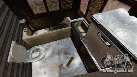 RP maison pour GTA 4 septième écran
