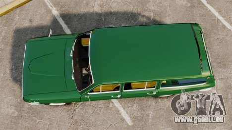 Volga gaz-24-02 pour GTA 4 est un droit