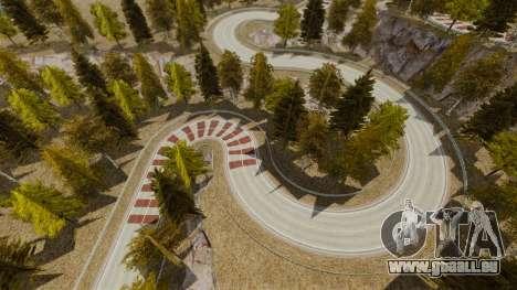 Lage von Okutama FZC für GTA 4 neunten Screenshot