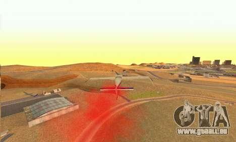 Stunt GTA V pour GTA San Andreas vue de côté