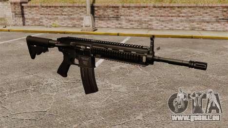 Automatische HK416 für GTA 4