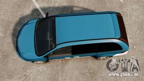 Dodge Grand Caravan 2005 pour GTA 4 est un droit