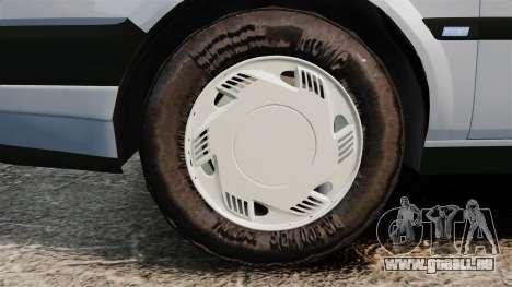 Fiat Tempra SX.A v2.0 für GTA 4 Rückansicht