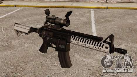 Carabine automatique v6 M4 VLTOR pour GTA 4
