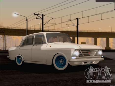Moskvich 408 für GTA San Andreas