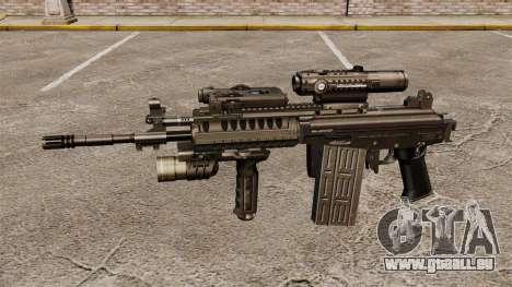Selbstladegewehr Galil für GTA 4 dritte Screenshot