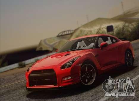 Nissan GT-R Egoist v2 pour GTA San Andreas