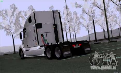 Freightliner Columbia für GTA San Andreas rechten Ansicht