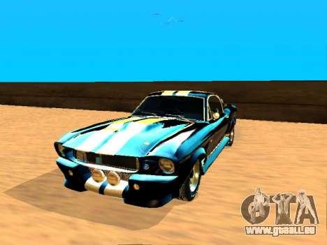 Ford Shelby GT-500E Eleanor für GTA San Andreas