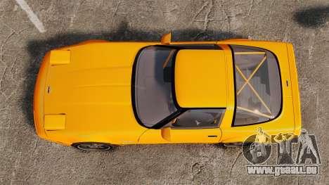 Chevrolet Corvette C4 1996 v1 für GTA 4 rechte Ansicht