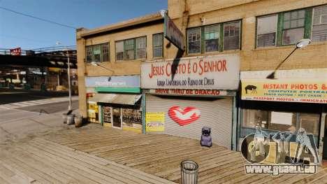 Brasilianischer Läden für GTA 4 achten Screenshot