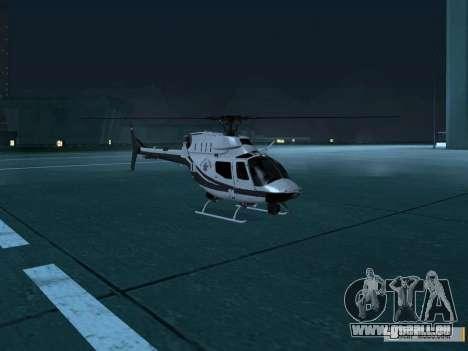 OH-58 Kiowa Police für GTA San Andreas
