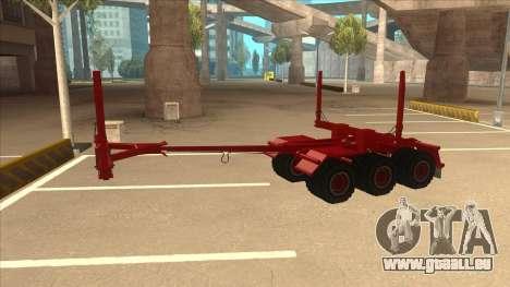 transporteur 2-nd-bois à Hayes H188 pour GTA San Andreas