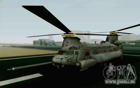 MH-47 für GTA San Andreas