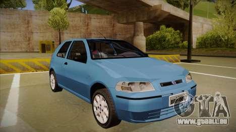 FIAT Palio EX 2003 für GTA San Andreas linke Ansicht