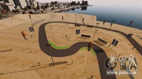 Emplacement DesertDrift ProStreetStyle pour GTA 4 septième écran