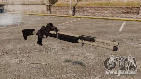 M1014 Schrotflinte v3 für GTA 4