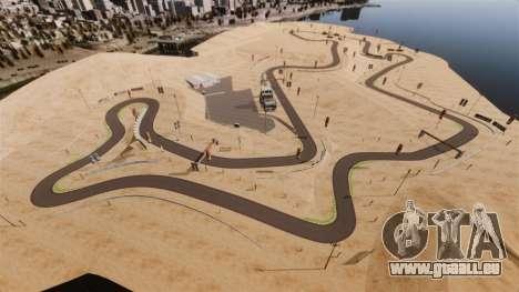 Emplacement DesertDrift ProStreetStyle pour GTA 4