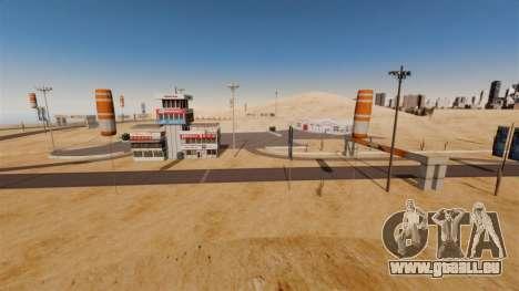 Emplacement DesertDrift ProStreetStyle pour GTA 4 secondes d'écran