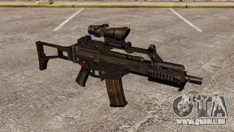 Automatische HK G36C v3 für GTA 4