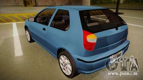 FIAT Palio EX 2003 für GTA San Andreas rechten Ansicht