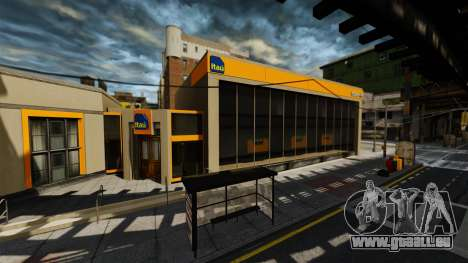Magasins brésiliens pour GTA 4 quatrième écran