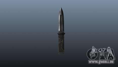 La Source de couteau pour GTA 4