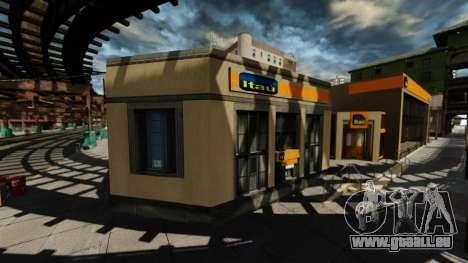 Magasins brésiliens pour GTA 4 cinquième écran